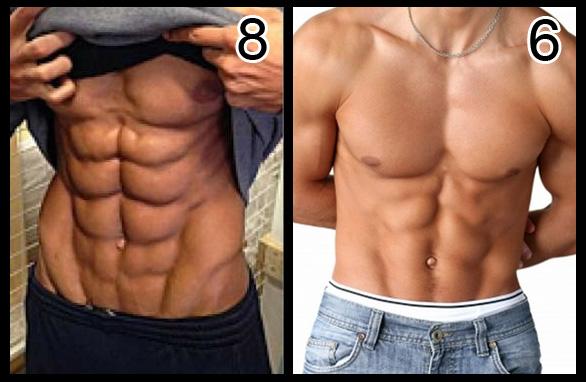 8 ou 6, à toi de choisir?