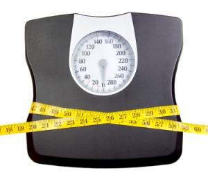 Regarde les kilos diminuer
