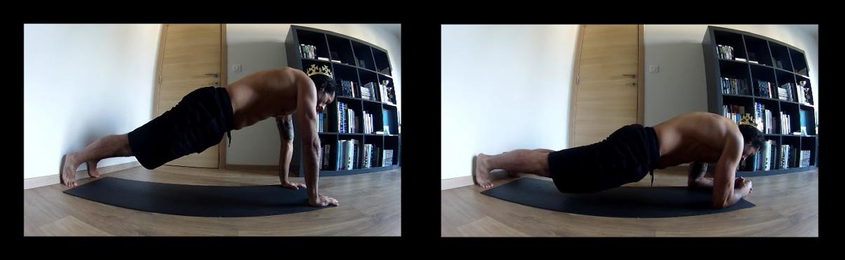 La planche ou plank