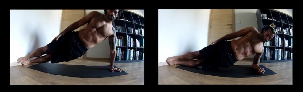La planche de côté (side plank) | Le Roi des Abdos